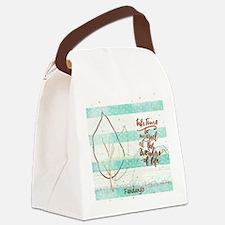 Digitalart Canvas Lunch Bag