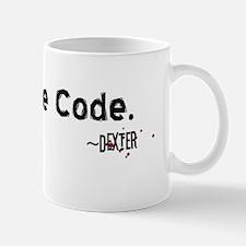 Obey the Code Mug