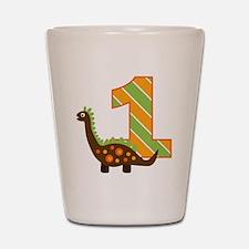 Dinosaur1 Shot Glass