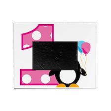 PenguinBirthday1_V2 Picture Frame