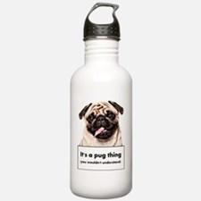pugthing Water Bottle
