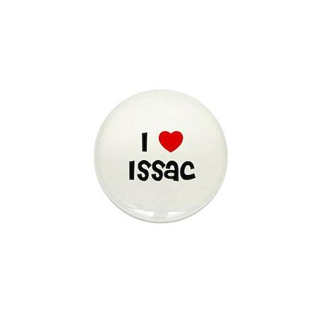 I * Issac Mini Button (10 pack)