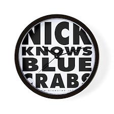 nick_knows Wall Clock
