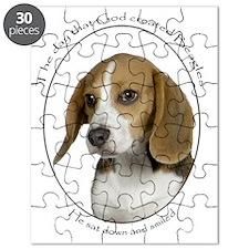God-Beagle Light Puzzle