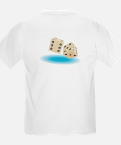 Roll The Dice Kids T-Shirt