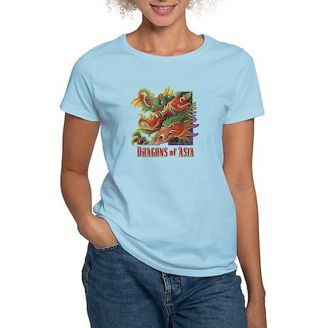 Dragons of Asia Women's Light T-Shirt
