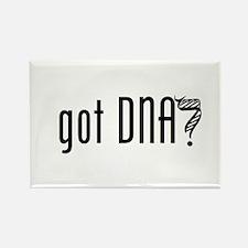 got DNA? Rectangle Magnet