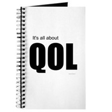 Its all about QOL Journal