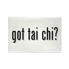 got tai chi? Rectangle Magnet (10 pack)