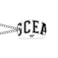 GCEA UKE CO. Dog Tags