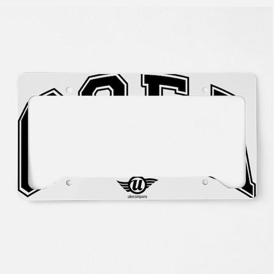 GCEA UKE CO. License Plate Holder