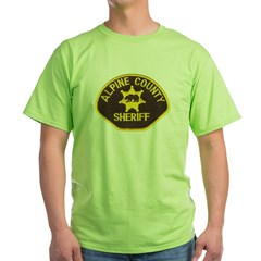 Alpine County Sheriff T-Shirt