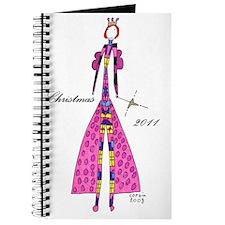 Pink Princess Orament Journal