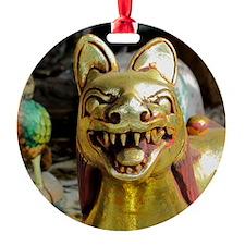 Window Shopping Ornament
