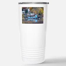Crow Stainless Steel Travel Mug