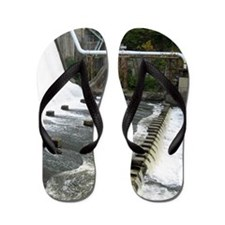damfalls Flip Flops