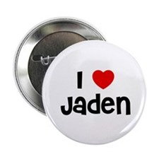 "I * Jaden 2.25"" Button (10 pack)"