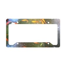 feesh3wall License Plate Holder