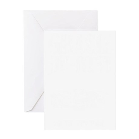 GracieEst1999_White Greeting Card