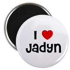 I * Jadyn Magnet