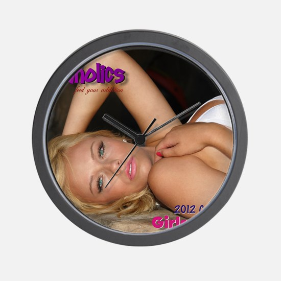 cover Wall Clock