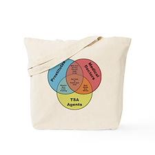 TSA Prostitutes Doctors Tote Bag