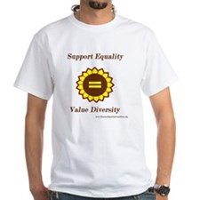Support Equality Sunflower Shirt