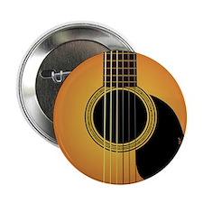 """acousticguitar-cherrysunburst_FPprint 2.25"""" Button"""