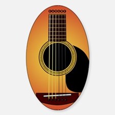 acousticguitar-cherrysunburst_FPpri Decal