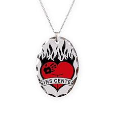 Sins Center Necklace