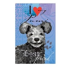 pumi-journal Postcards (Package of 8)
