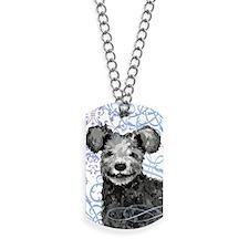 pumi-key2 back Dog Tags