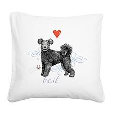 pumi T1-K Square Canvas Pillow
