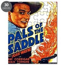 Pals of the Saddle Puzzle