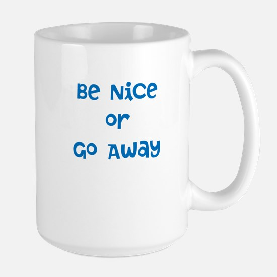 Be Nice Travel Mugs