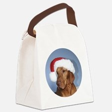 Ornament_Round_Rogan_1 Canvas Lunch Bag