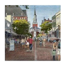 ChurchStevenotecard Tile Coaster