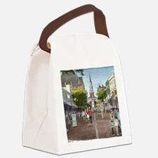 ChurchStevenotecard Canvas Lunch Bag