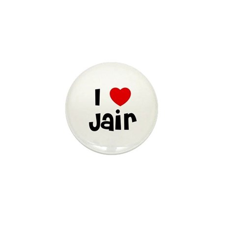 I * Jair Mini Button