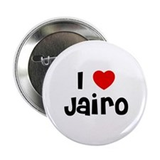 """I * Jairo 2.25"""" Button (10 pack)"""