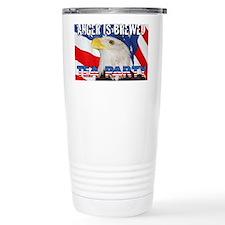 EAGLE FLAG ANGER IS BREWED Travel Mug