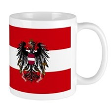 Austria w/ coat of arms Mug