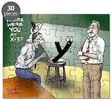 Pi_79 Interrogation (6.5x4.5 Color) Puzzle
