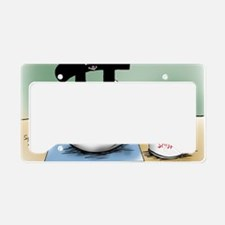 Pi_76 Variable Soup (20x16 Co License Plate Holder
