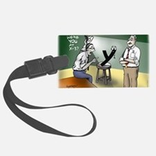 Pi_79 Interrogation (20x16 Color Luggage Tag