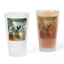 Pi_79 Interrogation (5.75x4.5 Color Drinking Glass