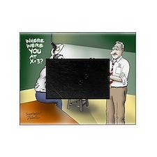Pi_79 Interrogation (10x10 Color) Picture Frame