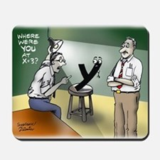Pi_79 Interrogation (10x10 Color) Mousepad