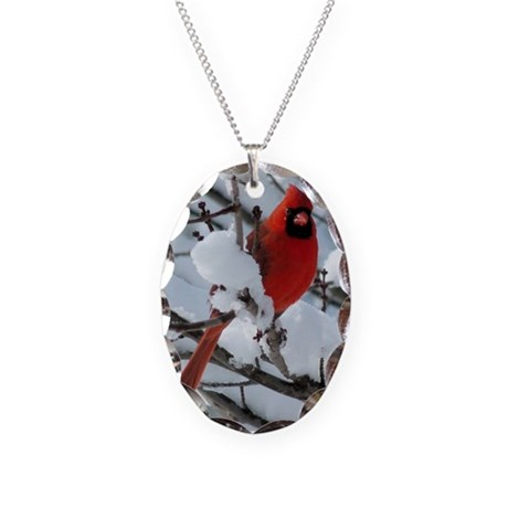 CAW1010SF Necklace Oval Charm