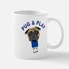 Pug and Play Mugs